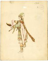 Mistick Krewe of Comus 1914 costume 60