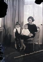 Bailey, Mrs. Robinson, Ruddie Rudolf, and Butchy Bailey