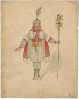 Mistick Krewe of Comus 1928 costume 04