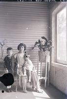 Braselman, Mrs. Shirley with Kay and Shirley Braselman