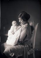 Jacobs, Mrs. H. and baby