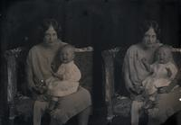 Johnston, Mrs. and child