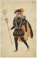 Mistick Krewe of Comus 1930 costume 59