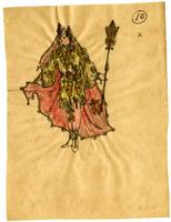 Mistick Krewe of Comus 1910 costume 10