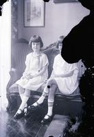 Unidentified-Child  (two females) 667
