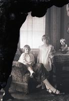 Unidentified-Child  (two females) 668