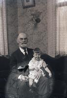 Davidson, Mr. and child
