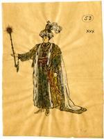 Mistick Krewe of Comus 1910 costume 53