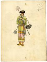 Mistick Krewe of Comus 1912 costume 19
