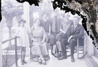 Alphonse Roy  family