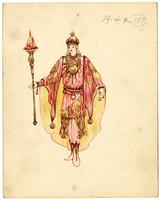 Mistick Krewe of Comus 1914 costume 107