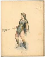 Krewe of Proteus 1892 costume 63