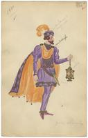 Mistick Krewe of Comus 1930 costume 90