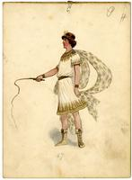 Krewe of Proteus 1903 costume 66