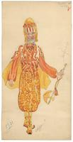 Mistick Krewe of Comus 1931 costume 102
