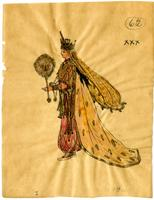 Mistick Krewe of Comus 1910 costume 62