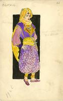 Mistick Krewe of Comus 1926 costume 66