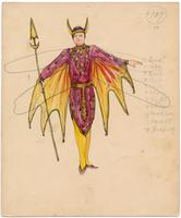 Knights of Momus 1910 costume 107