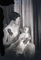 Unidentified-Group (mother and baby) 504