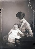 Unidentified-Group (mother and child) 506
