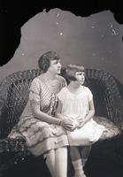 Unidentified-Group (mother and daughter) 2- 518