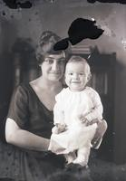 Unidentified-Group (mother and baby) 2-519