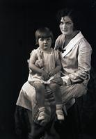 Unidentified-Group (mother and daughter) 525