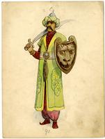 Krewe of Proteus 1907 costume 91