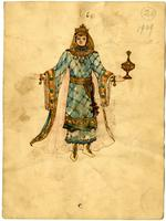 Mistick Krewe of Comus 1909 costume 20