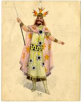 Krewe of Proteus 1909 costume 35