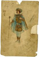 Mistick Krewe of Comus 1912 costume 114 a
