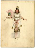 Krewe of Proteus 1903 costume 62