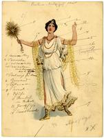 Krewe of Proteus 1905 costume 98