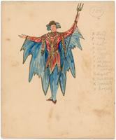 Knights of Momus 1910 costume 100