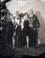 Unidentified - Group (costumed couples)  6 - 695