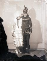 Unidentified - Group (costumed couples)  10 - 695