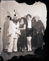 Unidentified - Group (costumed couples)  15 - 695