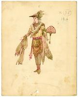Mistick Krewe of Comus 1914 costume 35