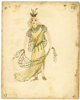 Mistick Krewe of Comus 1894 costume 37