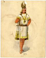 Krewe of Proteus 1909 costume 104
