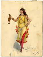 Krewe of Proteus 1905 costume 87