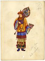 Mistick Krewe of Comus 1912 costume 11