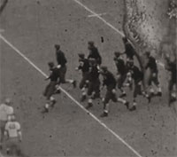 1940-Tulane Football: Tulane v LSU