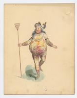 Krewe of Proteus 1892 costume 64