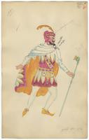 Mistick Krewe of Comus 1930 costume 91