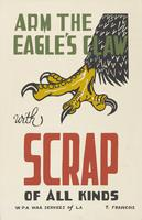 Arm The Eagle's Claw with Scrap of All Kinds