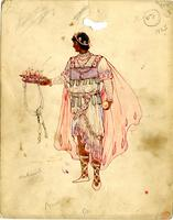 Mistick Krewe of Comus 1924 costume 51