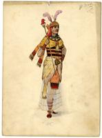 Krewe of Proteus 1903 costume 45