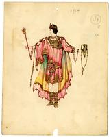 Mistick Krewe of Comus 1914 costume 34