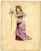 Mistick Krewe of Comus 1894 costume 57
